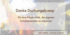 Dschungelcamp - Danke