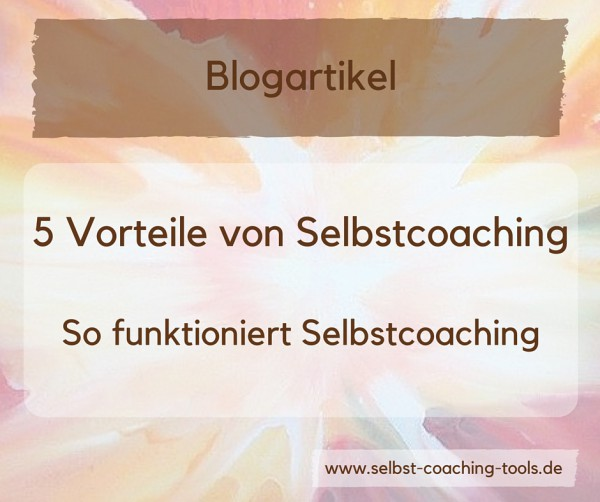 Selbst Coaching