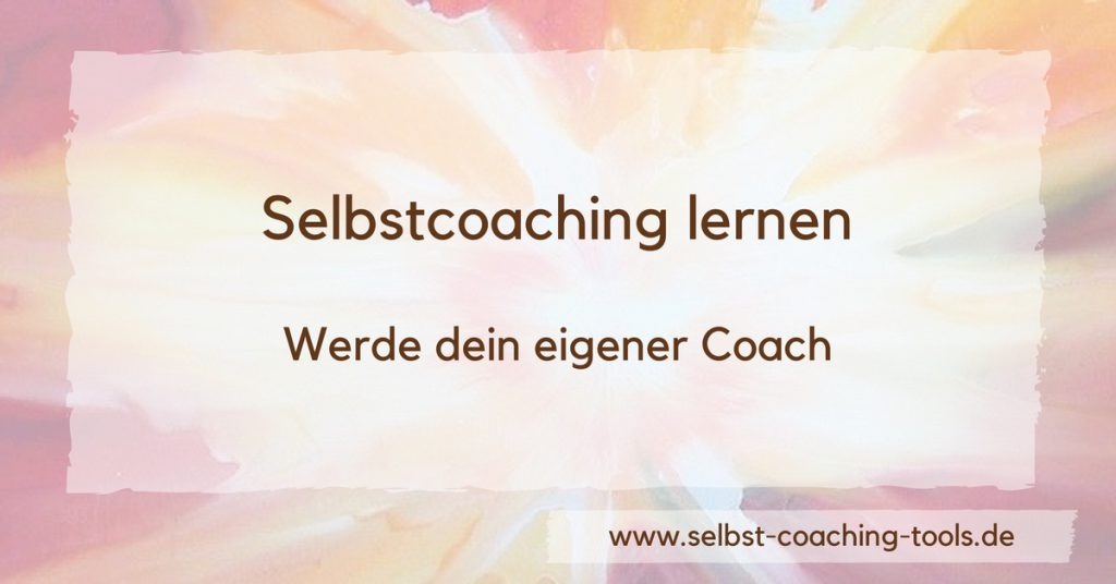 Selbstcoaching lernen