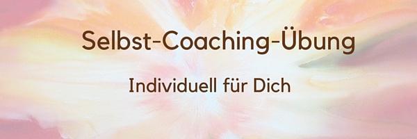 Selbst-Coaching Übung bestellen
