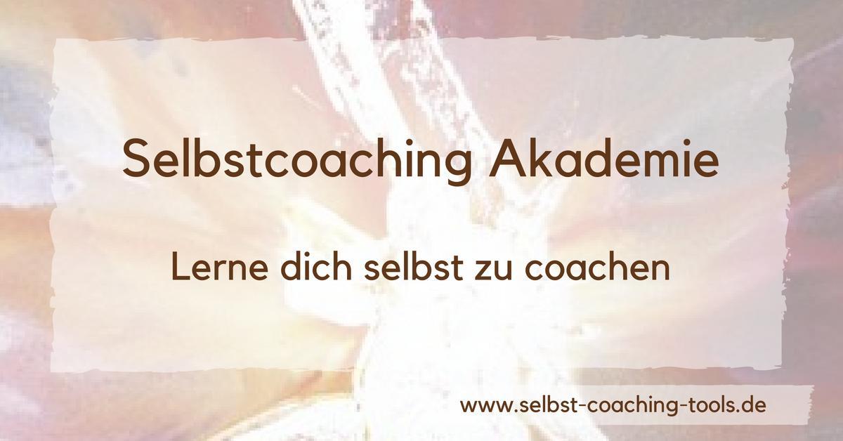 Selbstcoaching Akademie