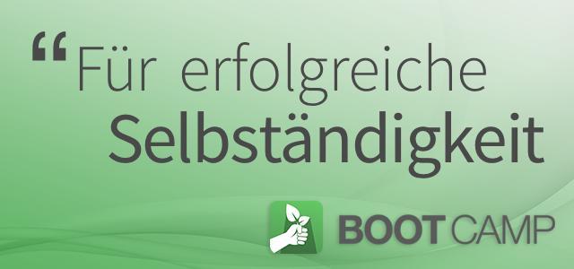 Veit Lindau Seminar - Selbstständigkeit Bootamp