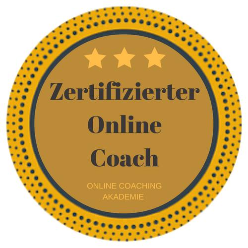 Zertifizierter Online Coach