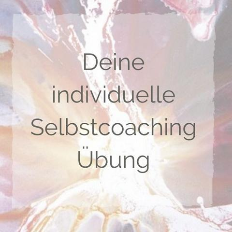 Individuelle Selbstcoaching Übung