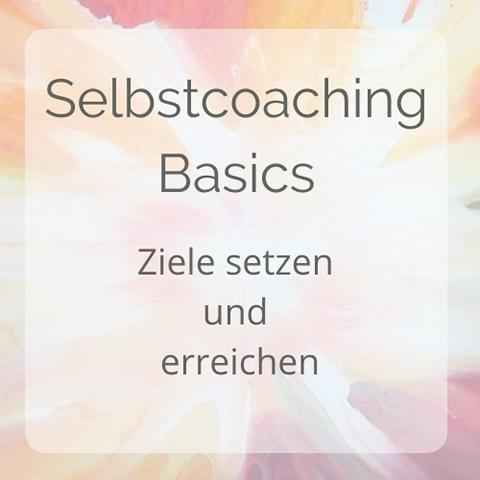 Selbstcoaching Basics